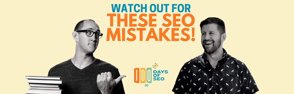 Beginner SEO Mistakes – Friends Friday with Jason Zook