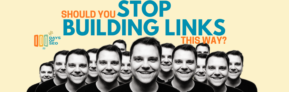 Does Link Building Work? Do This Instead!
