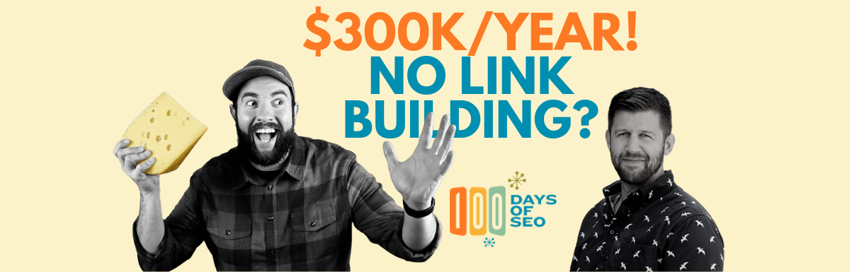 How To Build A Successful Site Without Link Building – Matt Giovanisci
