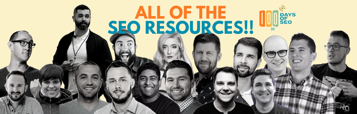 SEO Resources: The Ultimate List (2019)