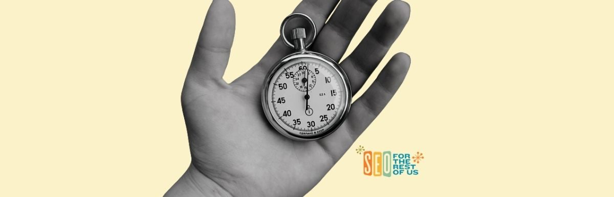 Want to Increase your SEO in just 30 Seconds? ⏰